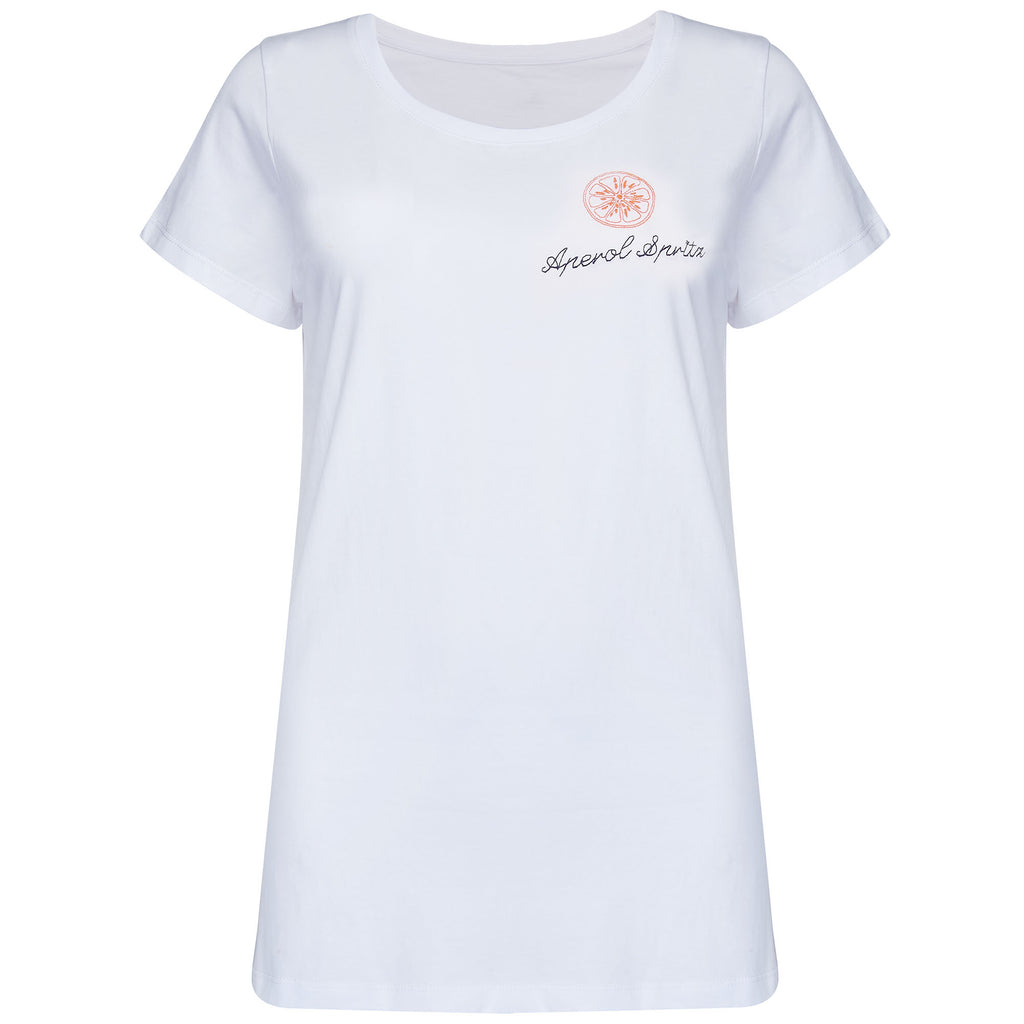 'Aperol Spritz' Ladies Fit Tee