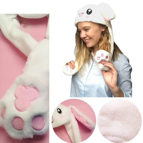 【Christmas Sale】Funny Plush Animal Hat