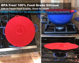 Tempting Silicone Bowl Covers (5 pcs)