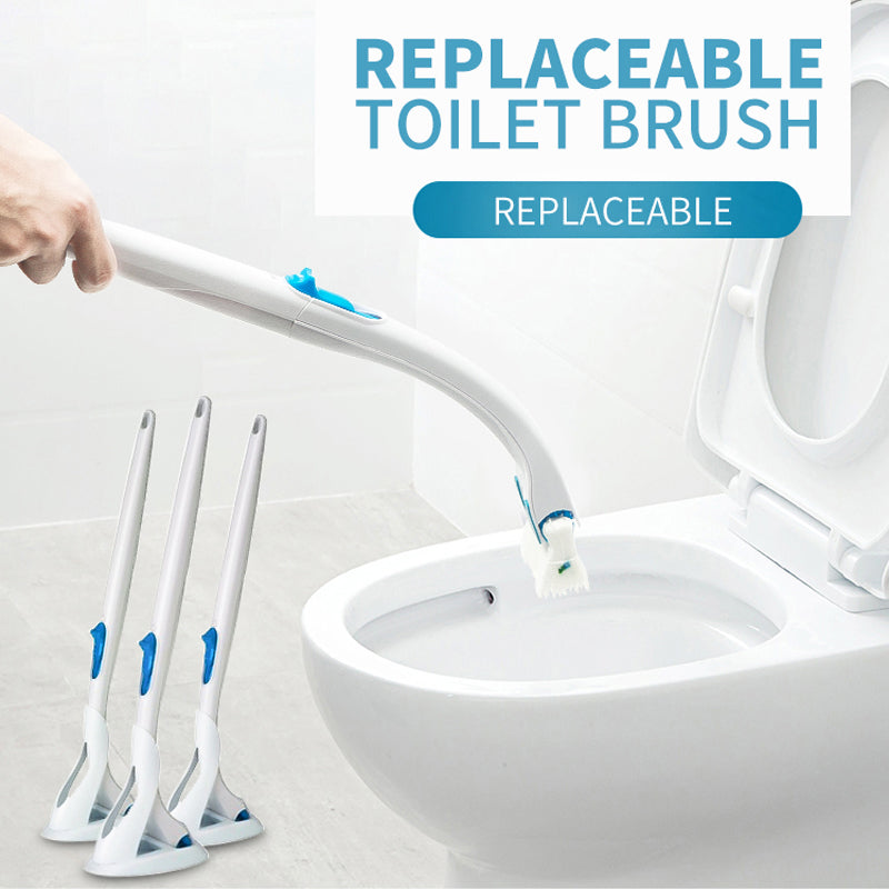Disposable Replaceable Toilet Brush