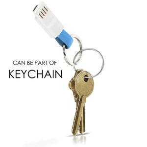 ONLY $9.99 - 70% OFF DISCOUNT-3-in-1 Keychain Cable(Factory Outlet)