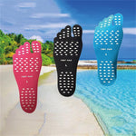 Beach Invisible Stick-Up Foot Insole