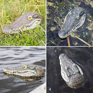 (70% OFF Limited Time) Floating Crocodile Head/Snake