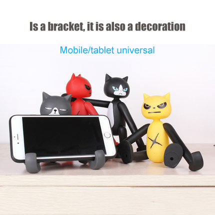 Mobile phone holder for iphone, android, ipad