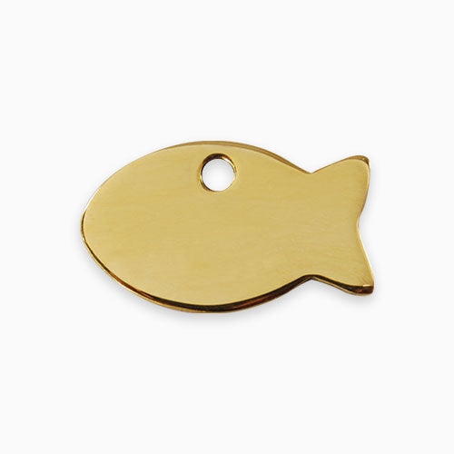 Brass Tag Fish