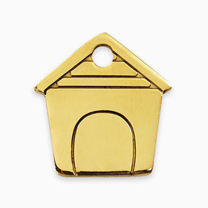 Brass Tag Dog House