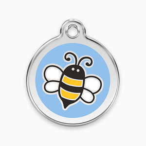 Enamel Tag Bumble Bee (3 colours)
