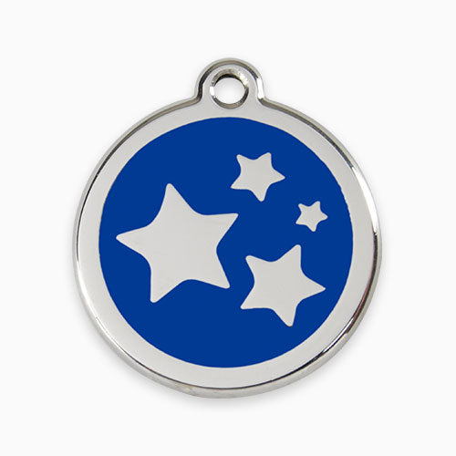 Enamel Tag Stars (11 colours)