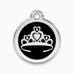 Enamel Tag Crown (11 colours)