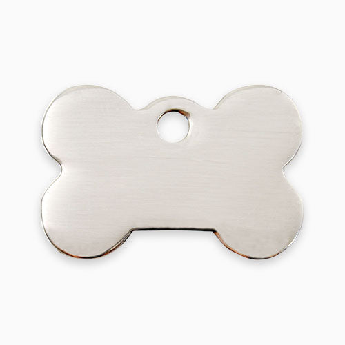 Stainless Steel Tag Bone