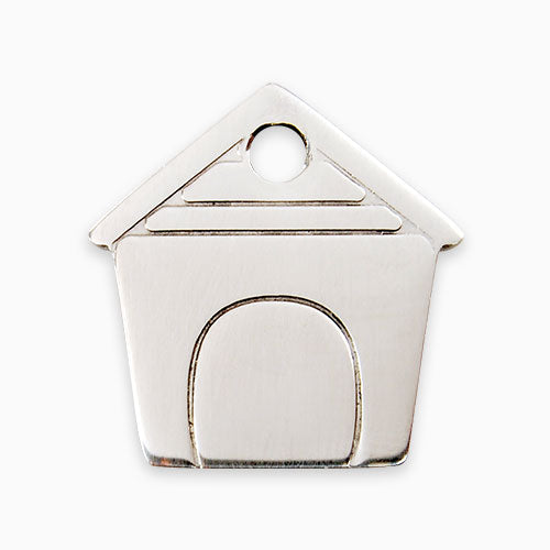 Stainless Steel Tag Dog House