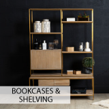 House of Flora Bookcases and Shelving