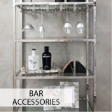 House of Flora Bar Accessories