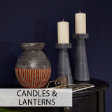 House of Flora Candles and Lanterns