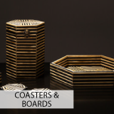 House of Flora Coasters and Boards