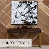 House of Flora Console Tables
