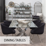 House of Flora Dining Tables