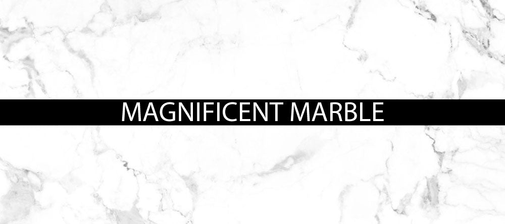 Magnificent Marble Collection by House of Flora