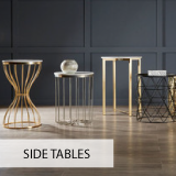 House of Flora Side Tables