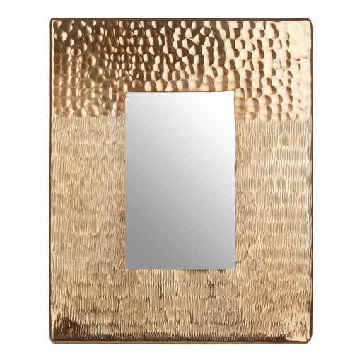 Gold Textured Photo Frame