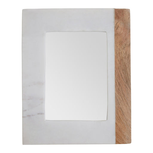 Marble & Wood Photo Frame