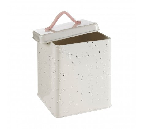 Speckled Canister Large