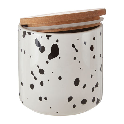 Medium Speckled Canister