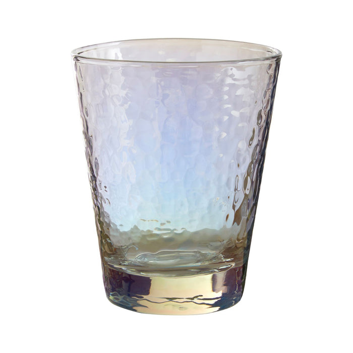Borealis Clear Tumbler Glasses