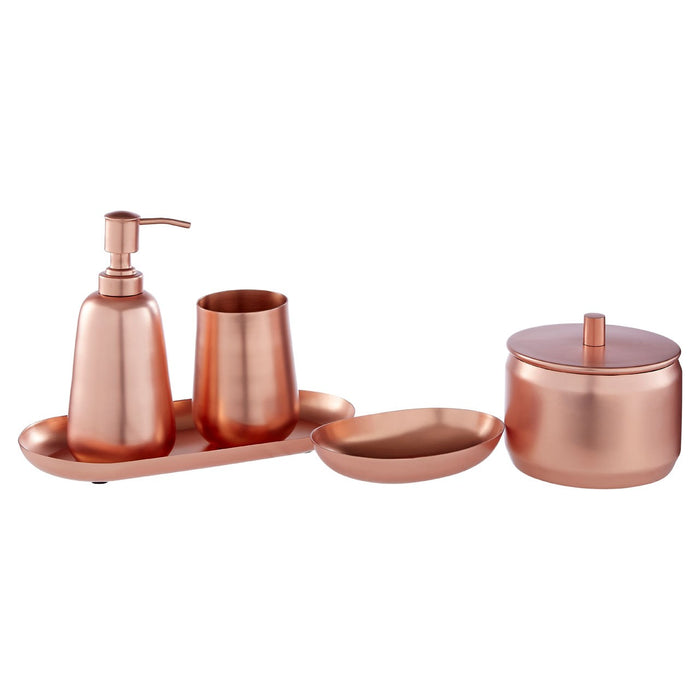 Copper Finish Tumbler