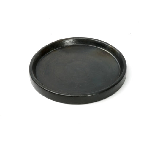 Black Terracota Burned Side Plate