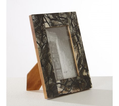 Stone Style Photo Frame