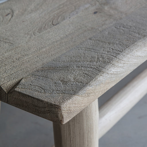 Rustic Natural Bench