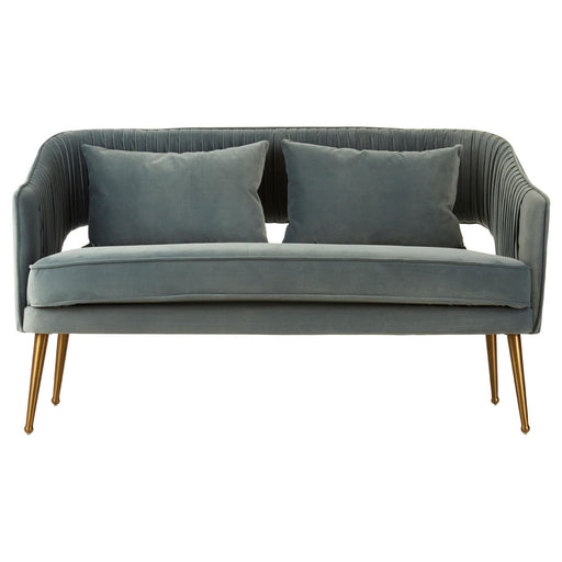 Dusty Blue Two Seater