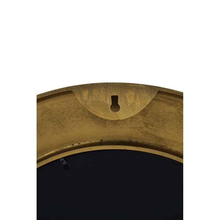 Pieces Brass Finish Mirror