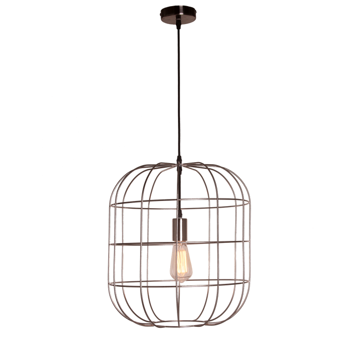 Nuru Cage Ceiling Light Small