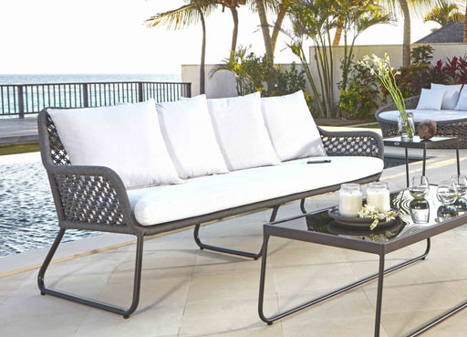 Skyline Kona Outdoor Sofa Available at House of Flora