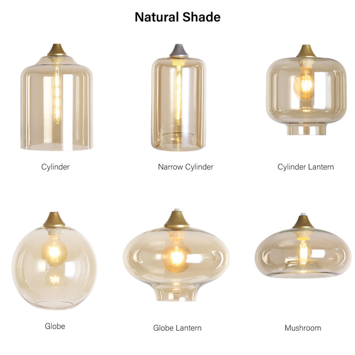 Nuru Adapt Gold, Black, Silver or White Wall Light - Design Your Own Light