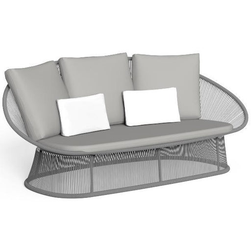 Talenti 2 Seater Rope Sofa With Zip Cushions