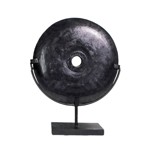 The Black River Stone on Stand - Large