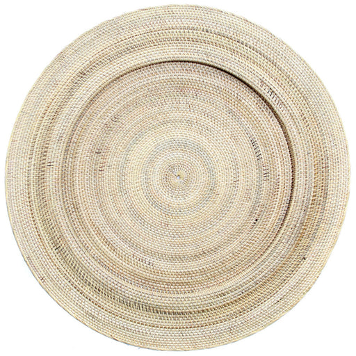Natural Jasmine Wall Plate - Large