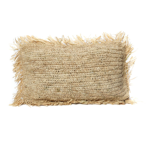 Raffia Cushion Rectangular - 30x50