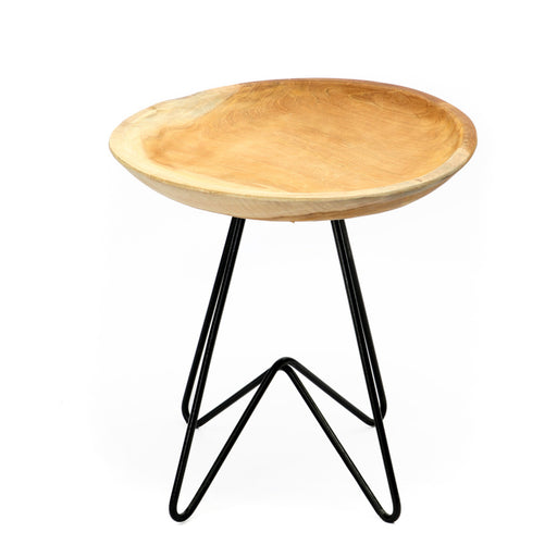 Rain Tree Side Table