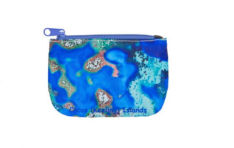Blue Hole Coin Purse