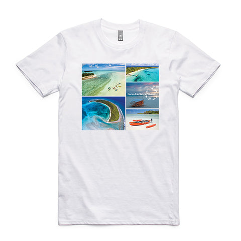 Men's Cocos Islands T-Shirt