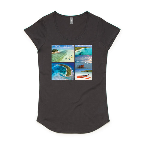 Women's Cocos Islands T-Shirt