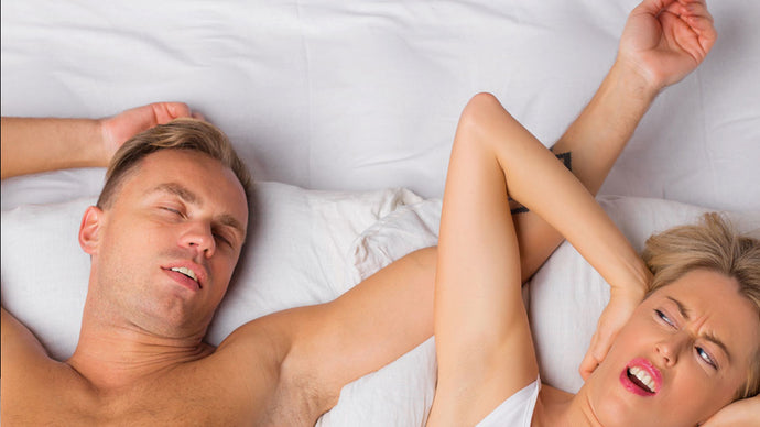 Is your sleep position causing you to snore?