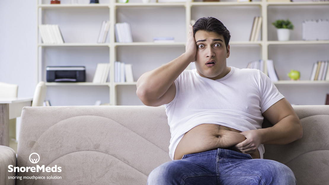 Does your weight affect your snoring?