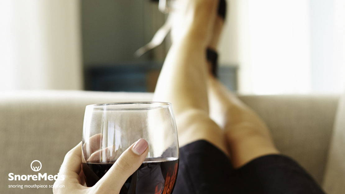 Does your intake of alcohol affects your snoring?