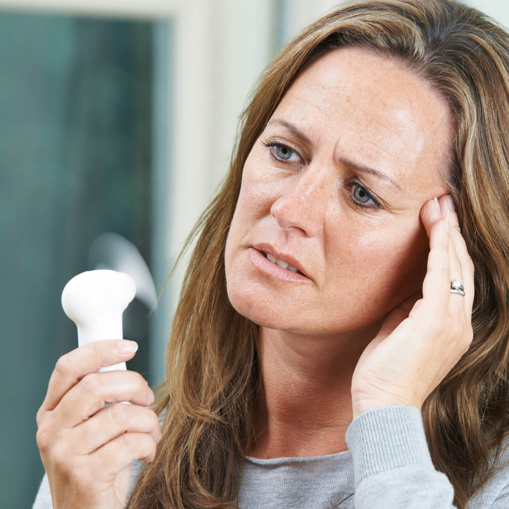 Is snoring another unpleasant symptom of menopause?