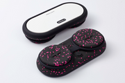 Zeppy Soundbuddy, Black/Magenta
